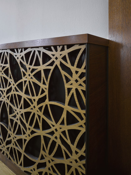 Bruag Perforation by Bruag | Wood panels
