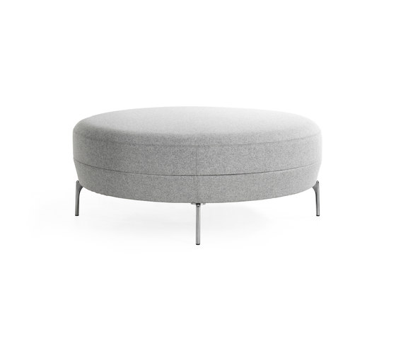 Addit Ottoman by Lammhults | Poufs