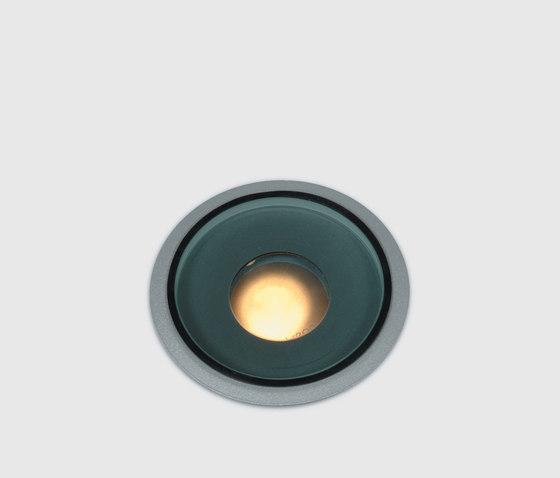 Mini Up Circular with matt glass by Kreon | Spotlights