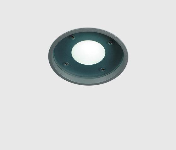 Up Circular LED ceiling/wall by Kreon | Spotlights