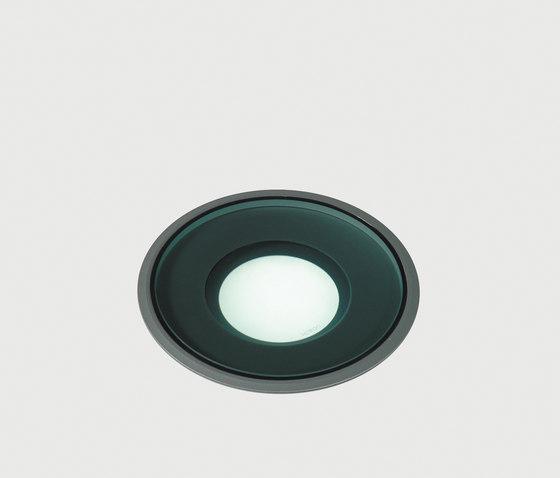 Up Circular LED by Kreon | Spotlights