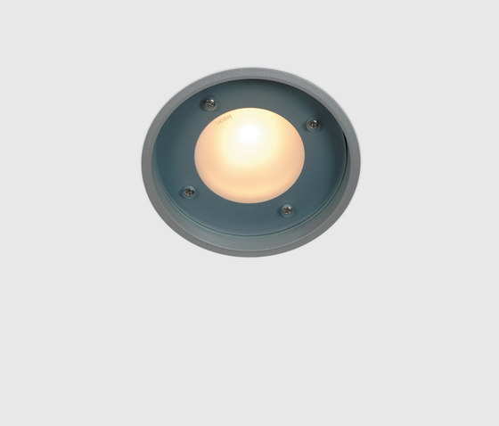 Up Circular mat ceiling/wall by Kreon | Spotlights