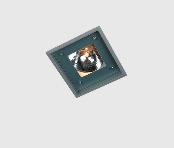 Up clear ceiling/wall by Kreon | Spotlights
