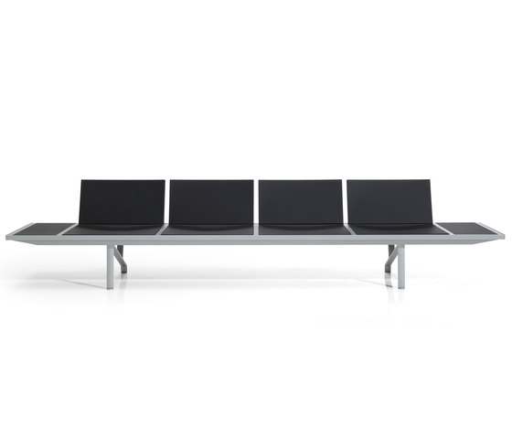 Aarhus by Inclass | Waiting area benches
