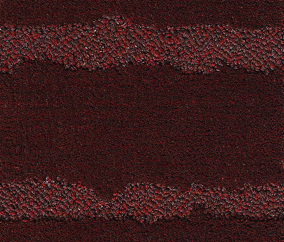 Pinestripe XL Red 1001 by Kasthall | Rugs / Designer rugs
