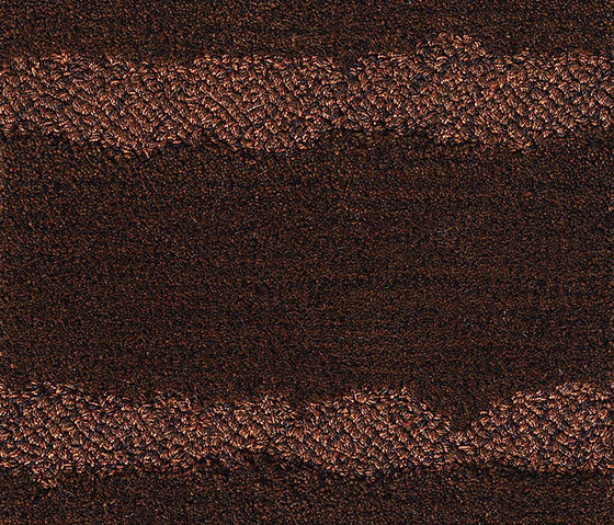 Pinestripe XL Mahoghany 7001 by Kasthall | Rugs / Designer rugs