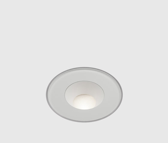Up in-Line Circular Outdoor black by Kreon | General lighting