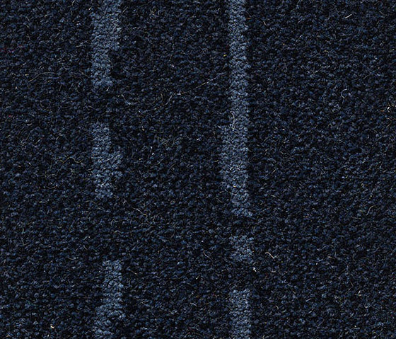 Pinestripe Blue-Light Grey 25 di Kasthall | Moquette