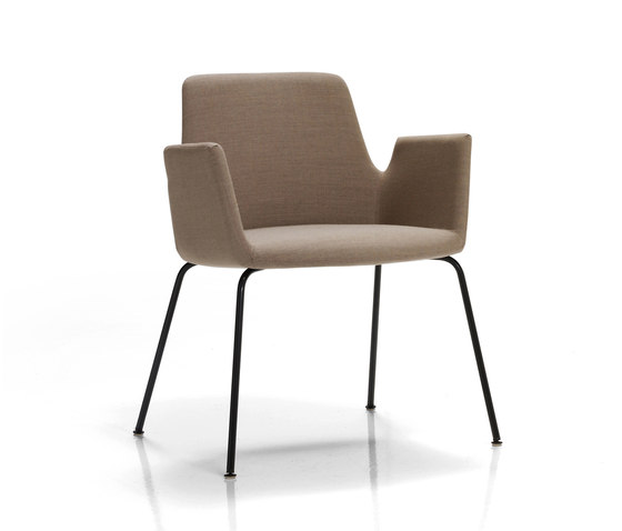 Altea by Inclass | Visitors chairs / Side chairs