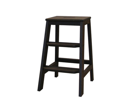 Step step stool by Olby Design | Library ladders