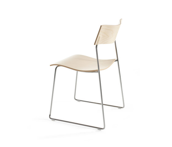 Campus Sled Base by Lammhults | Visitors chairs / Side chairs