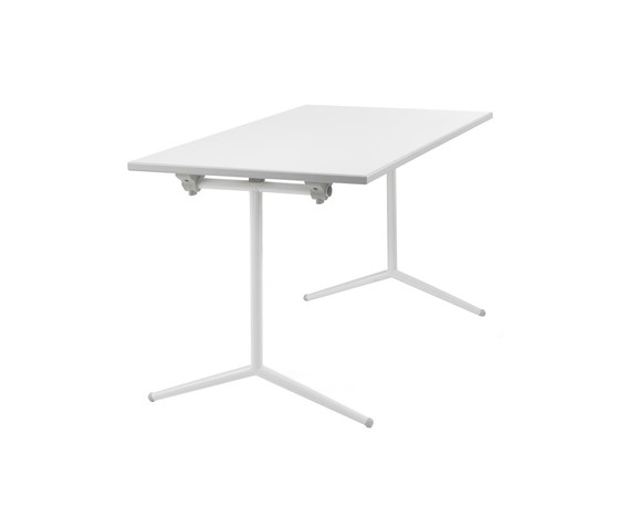 Quickly T-leg by Lammhults | Contract tables