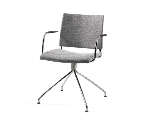 Spira Swivel Base by Lammhults | Visitors chairs / Side chairs