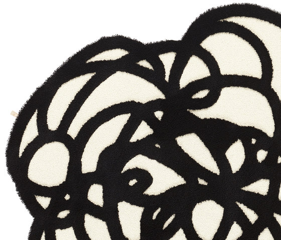Paola Navone Collection Doodle 170 cm by Kasthall | Rugs / Designer rugs