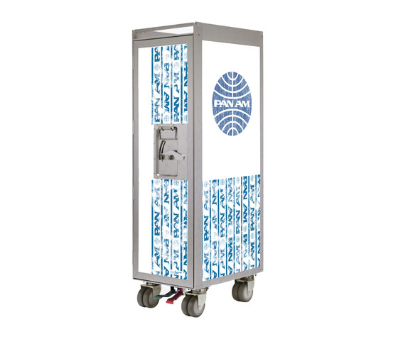 bordbar Pan Am edition nonstop by bordbar | Service tables / carts