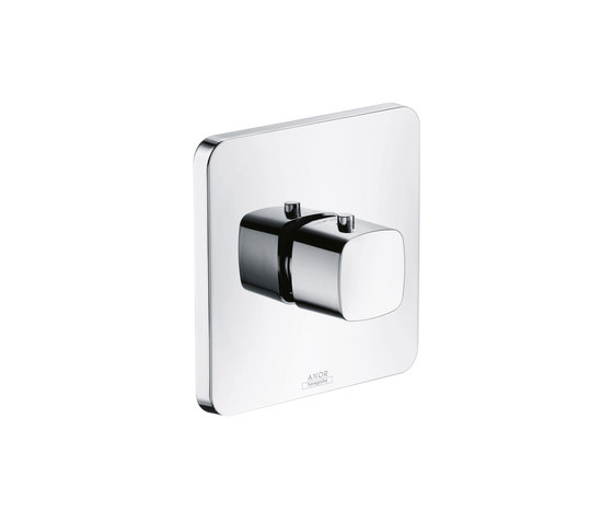 AXOR Urquiola Highflow Thermostat for concealed installation by AXOR | Bath taps