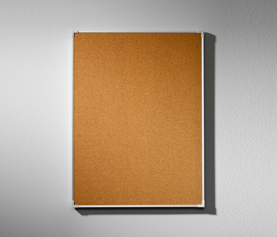 Boarder Cork by Lintex | Notice boards