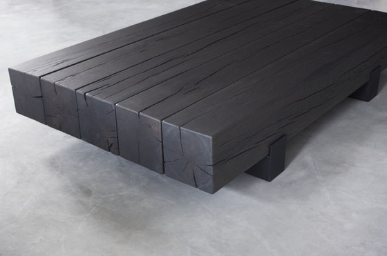 Beam coffee table by Van Rossum | Lounge tables