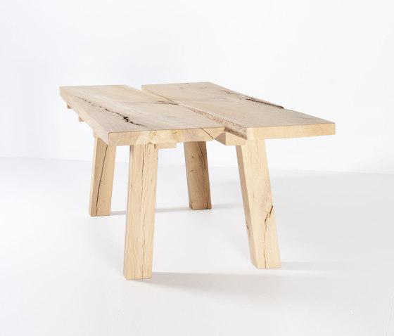 Woud dining table B di Van Rossum | Tavoli da pranzo