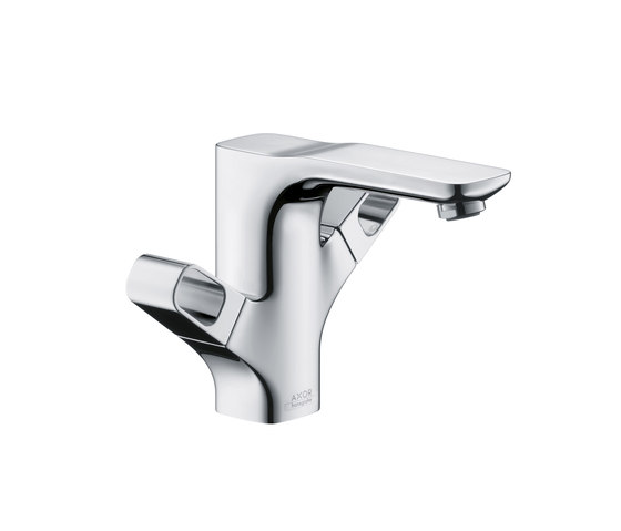 AXOR Urquiola 2-Handle Basin Mixer DN15 without pull-rod by AXOR | Wash basin taps