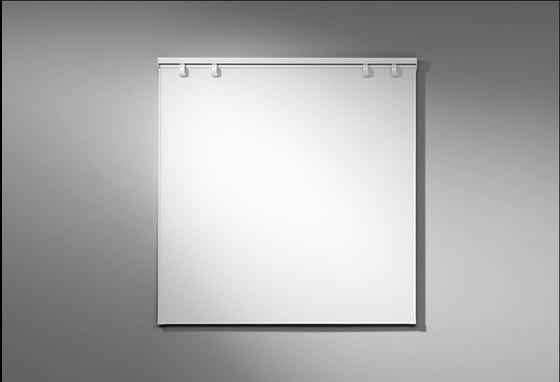 Boarder Training Room Board by Lintex | White boards