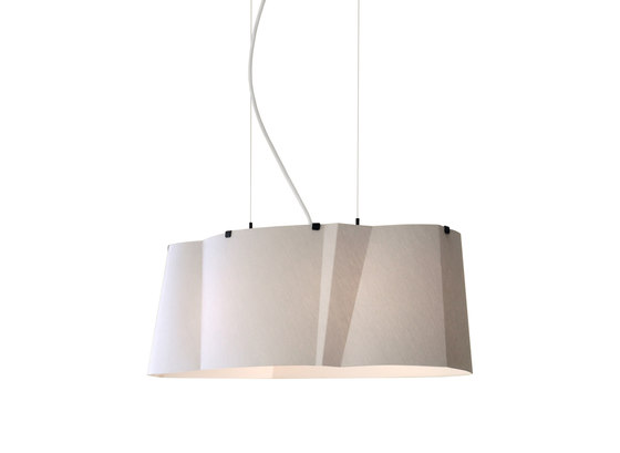 bent cloud by filumen | Suspended lights
