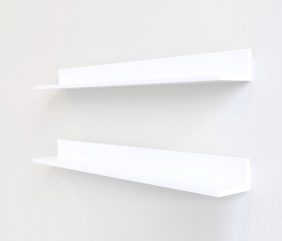 Stripp L- shelf de Not Only White B.V. | Étagères de salle de bain