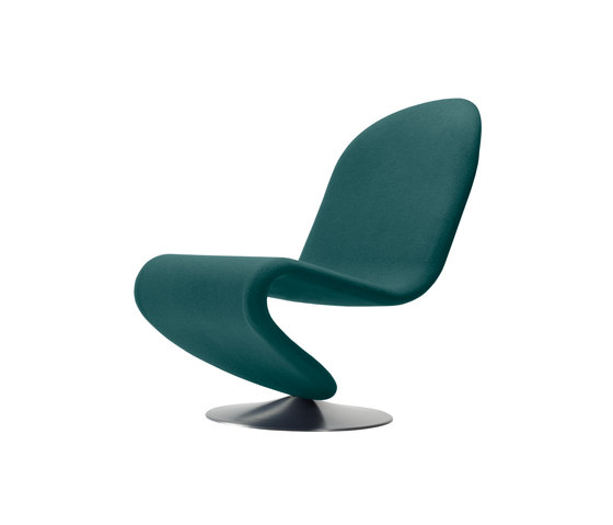 System 1-2-3 | Lounge Chair Standard di Verpan | Poltrone lounge