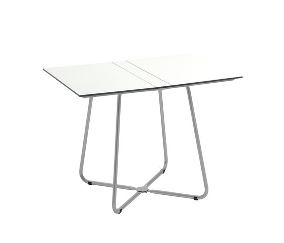Balcony Foldable Table HPL by Weishäupl | Dining tables