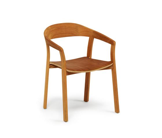 Bord armchair de Weishäupl | Sillas de jardín