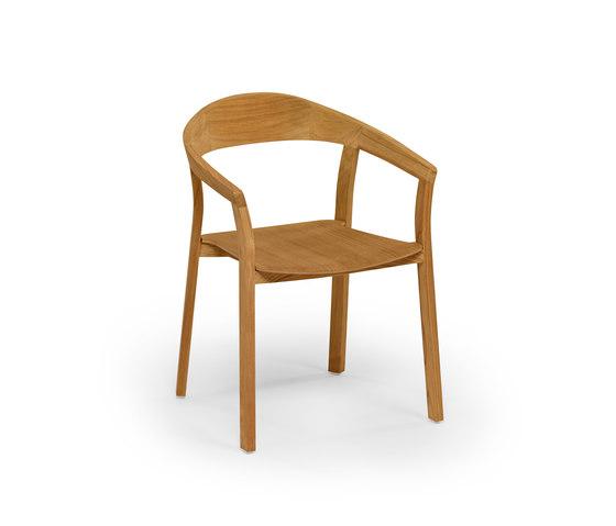 Bord armchair by Weishäupl | Garden chairs