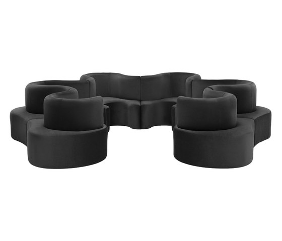 Cloverleaf | Sofa by Verpan | Lounge sofas