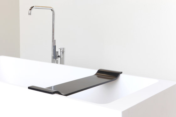 Axis bath tray by Not Only White B.V. | Shelves