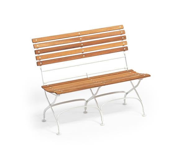 Classic Bench 2-Seater de Weishäupl   Bancos