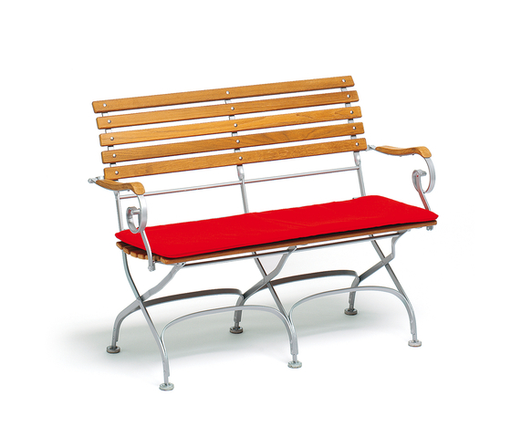 Classic Bench 2-Seater de Weishäupl | Bancos