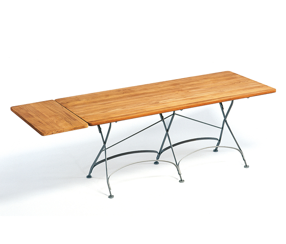 Classic Table 180 by Weishäupl | Dining tables