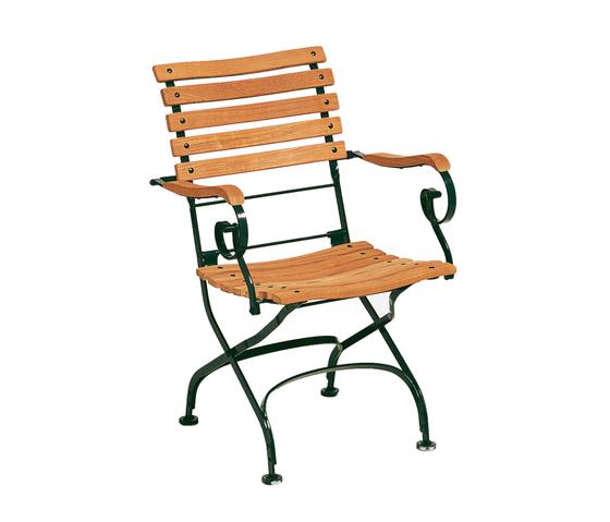 Classic Armchair by Weishäupl | Garden chairs