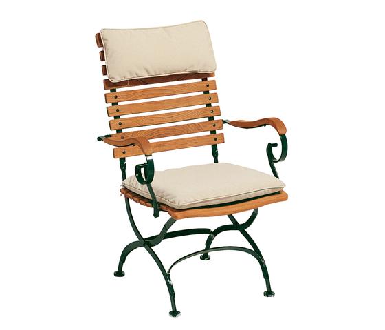 Classic Armchair de Weishäupl | Sièges de jardin