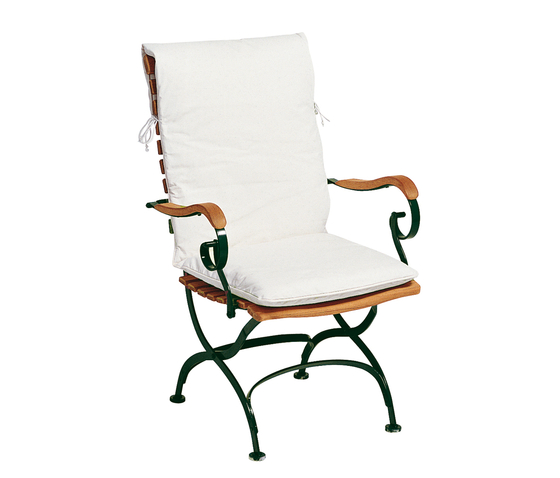 Classic Armchair by Weishäupl | Garden chairs
