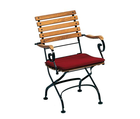 Classic Armchair by Weishäupl   Garden chairs