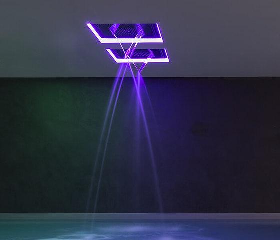 Meteo XL by antoniolupi | Shower taps / mixers
