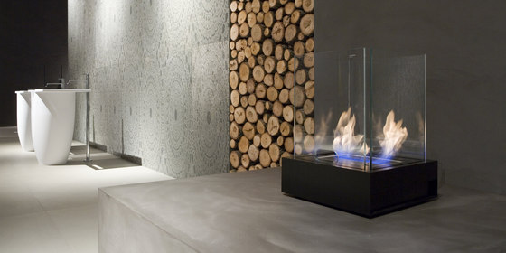 Babele by antoniolupi | Ventless ethanol fires
