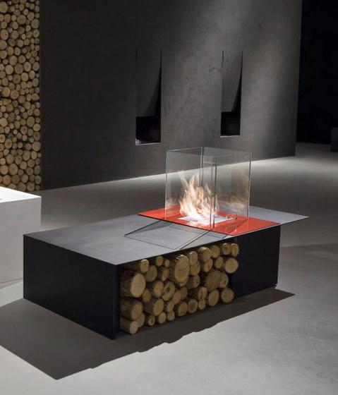 Drago by antoniolupi | Ventless ethanol fires