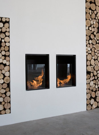 Filoskema by antoniolupi | Wood burning stoves
