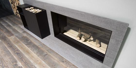 Piano Fuoco de antoniolupi | Estufas de leña