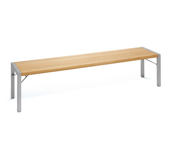 Flip Bench 180 by Weishäupl | Garden benches