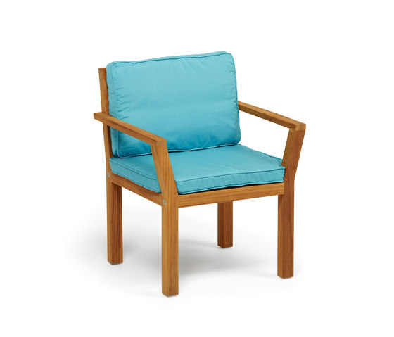 Hampton Armchair by Weishäupl | Garden chairs