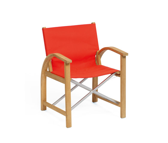 Rockingham Armchair by Weishäupl | Garden chairs