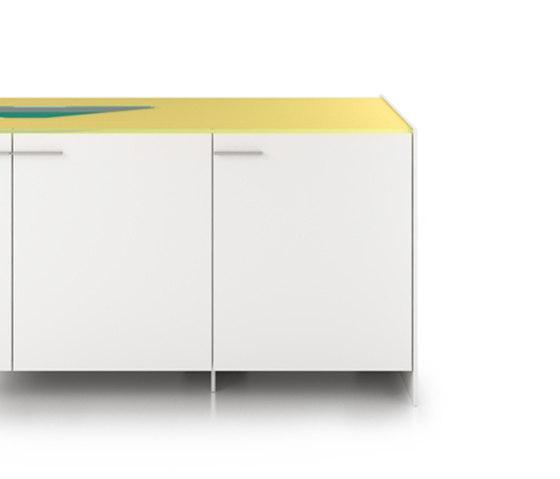 B6 Sideboardsystem von Holzmedia | Multimedia-Sideboards / -Schränke