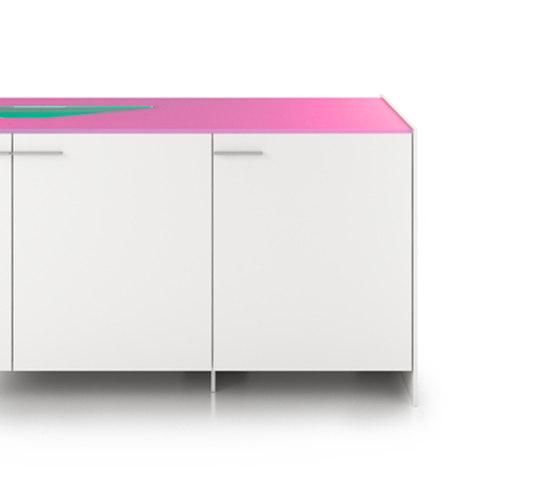B6 Sideboardsystem by Holzmedia | AV cabinets